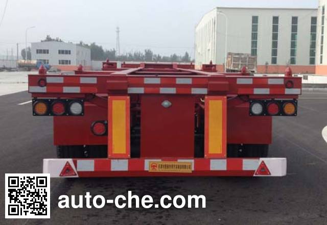 Tuqiang TQP9400TJZE container transport trailer