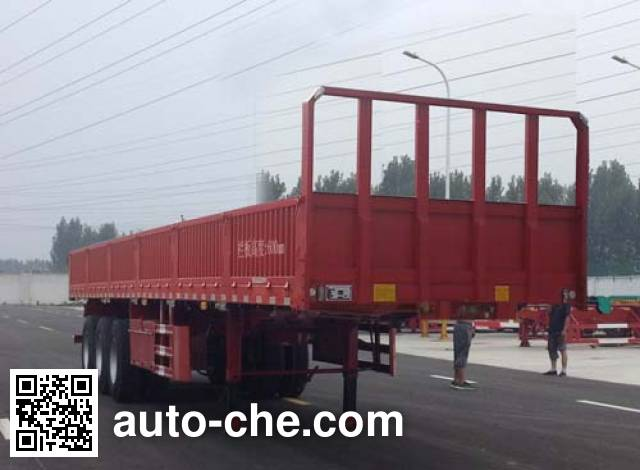 Tuqiang TQP9400Z dump trailer