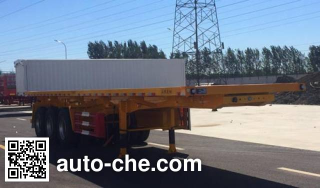 Tuqiang TQP9401ZZXP flatbed dump trailer
