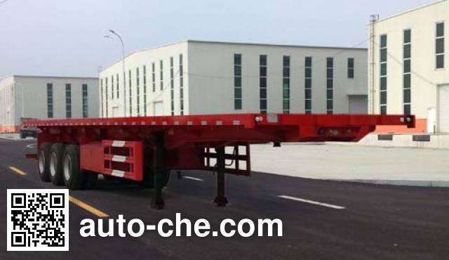Tuqiang TQP9402ZZXP flatbed dump trailer