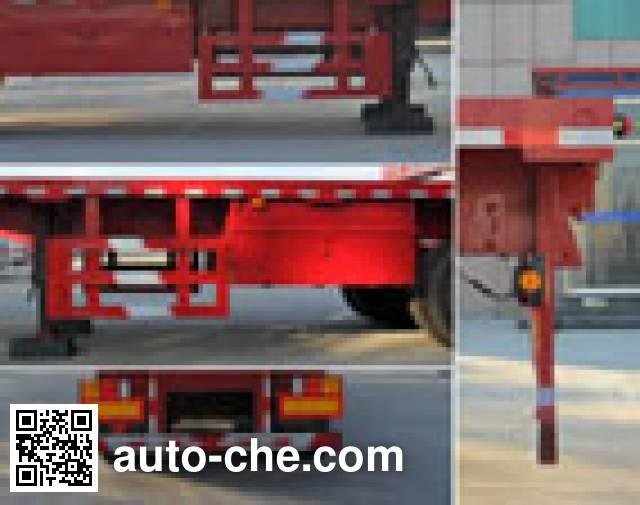 Bapima TSS9400P flatbed trailer