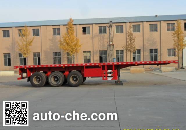 Bapima TSS9401P flatbed trailer