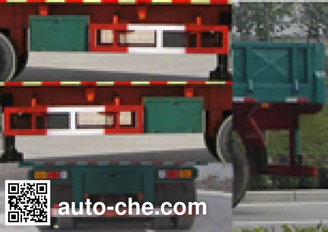 八匹马牌TSS9403Z自卸半挂车