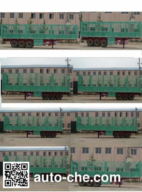 Bapima TSS9405CCY stake trailer