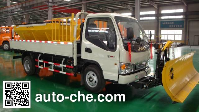 Huahuan TSW5071TCX snow remover truck