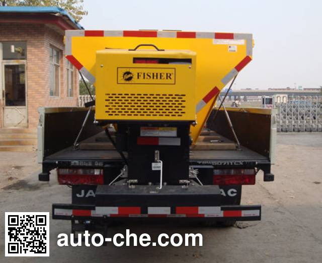 Huahuan TSW5071TCX snow remover truck