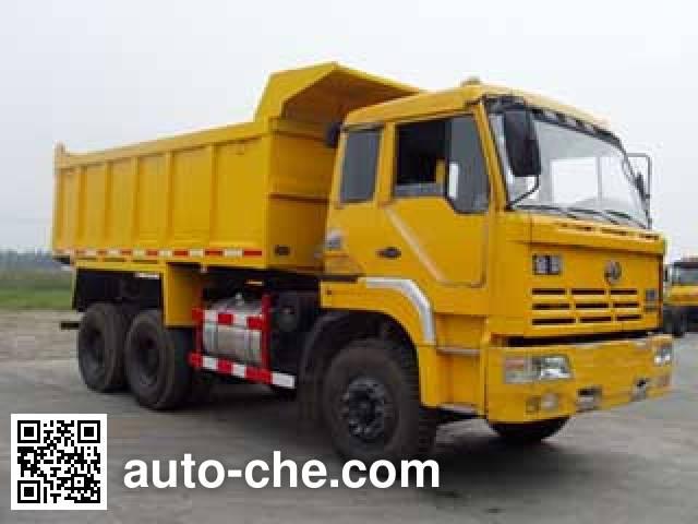 迈隆牌TSZ3253TMG324自卸汽车