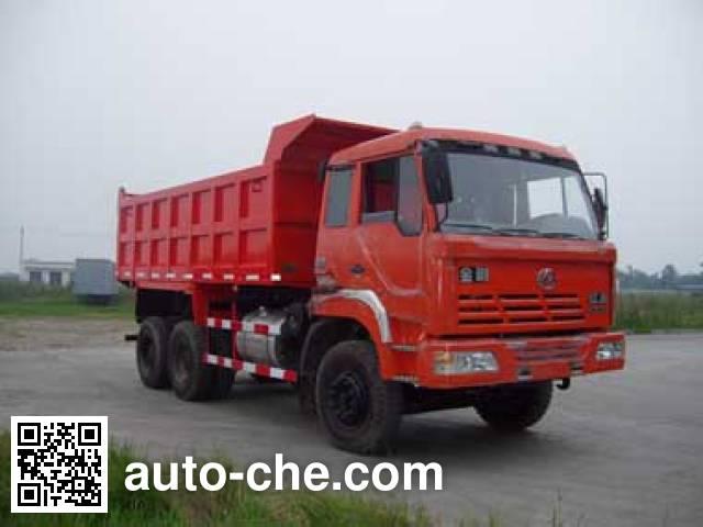 迈隆牌TSZ3253TMG384自卸汽车