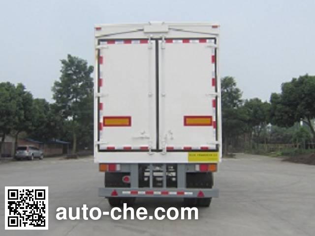 Mailong TSZ9180XYK wing van trailer