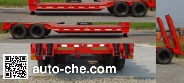 迈隆牌TSZ9190TDP低平板半挂车