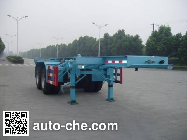 Mailong TSZ9280TJZG container transport trailer
