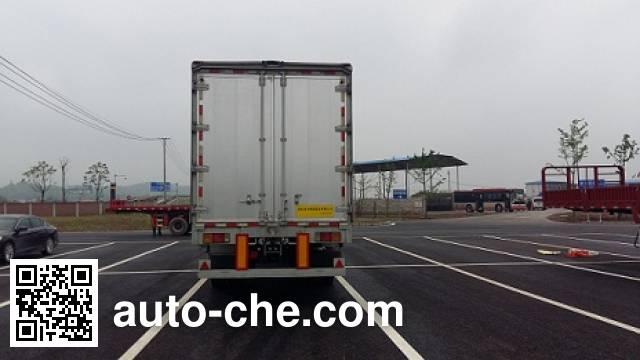 Mailong TSZ9280XYK wing van trailer