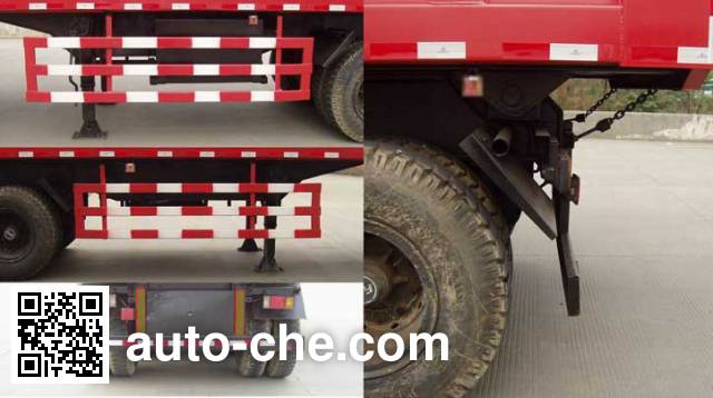 Mailong TSZ9350ZZXP flatbed dump trailer