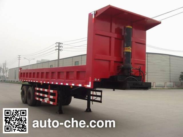 Mailong TSZ9351ZZX dump trailer