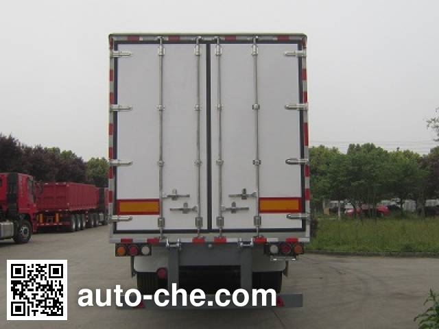 Mailong TSZ9390XXY box body van trailer
