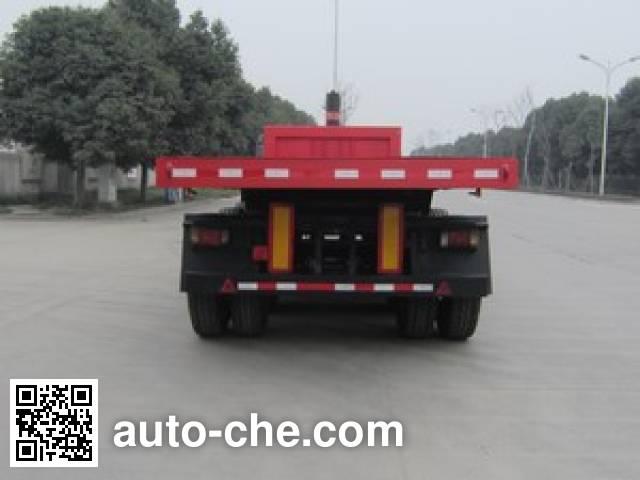 Mailong TSZ9400ZZXP flatbed dump trailer
