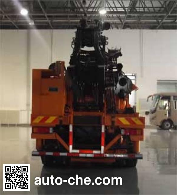 Tiantan (Tianjin) TT5230TZJSDC-400 drilling rig vehicle