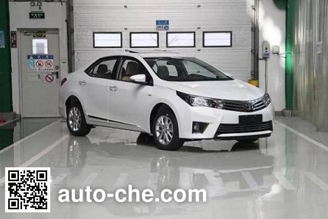 Toyota TV7167GLX-i car