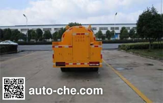 Tianweiyuan TWY5040GQXE5 street sprinkler truck