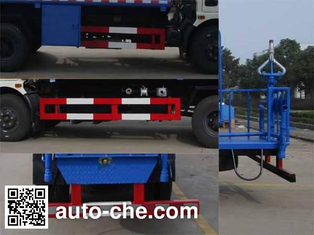 Tianweiyuan TWY5110GPSE5 sprinkler / sprayer truck