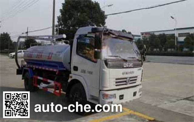 Tianweiyuan TWY5110GXEE5 suction truck