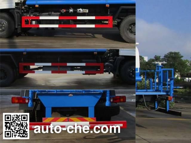 Tianweiyuan TWY5160GPSE5 sprinkler / sprayer truck