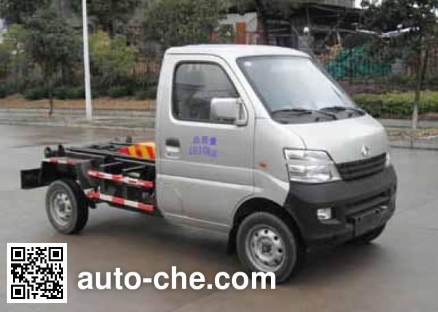 Tongxin TX5020ZXX detachable body garbage truck