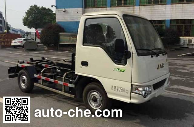 Tongxin TX5031ZXX4JH detachable body garbage truck
