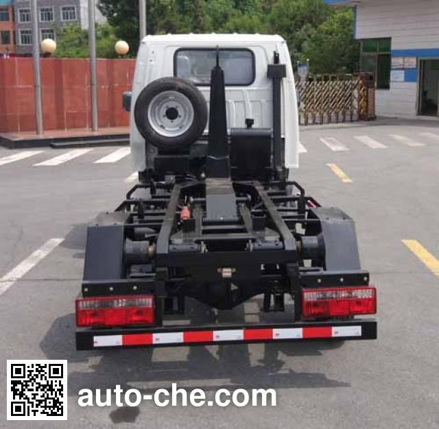 Tongxin TX5032ZXX5JH detachable body garbage truck