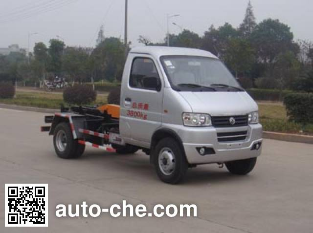 Tongxin TX5040ZXXE detachable body garbage truck