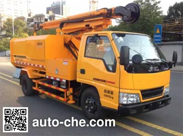 同心牌TX5062TWG挖掏式管道疏通车
