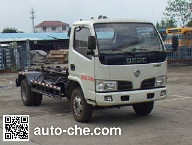 Tongxin TX5070ZXXXDFA4 detachable body garbage truck