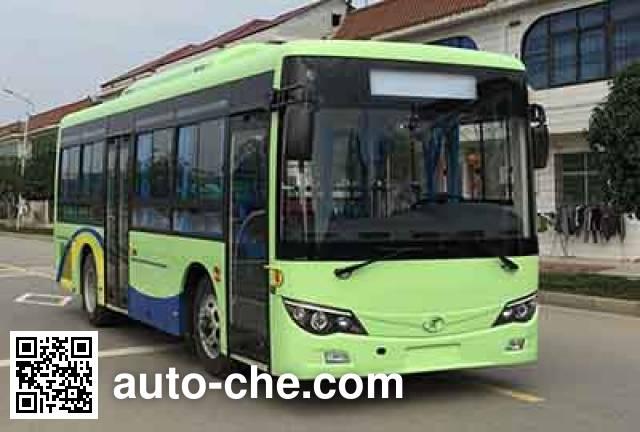 同心牌TX6830BEV2纯电动城市客车