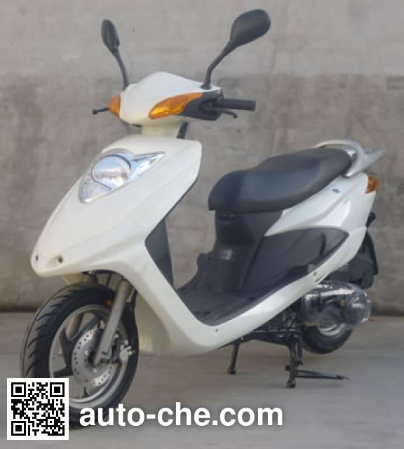 天鹰牌TY125T-3踏板车