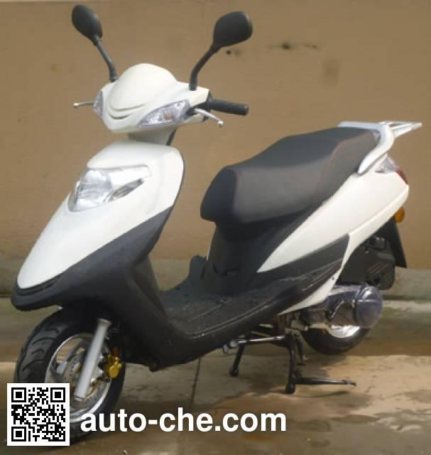 天鹰牌TY125T-F踏板车