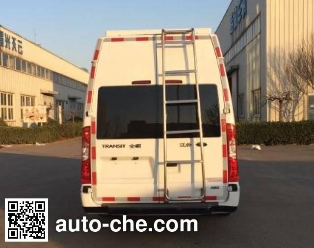 Sanjing TY5040XZHJX command vehicle