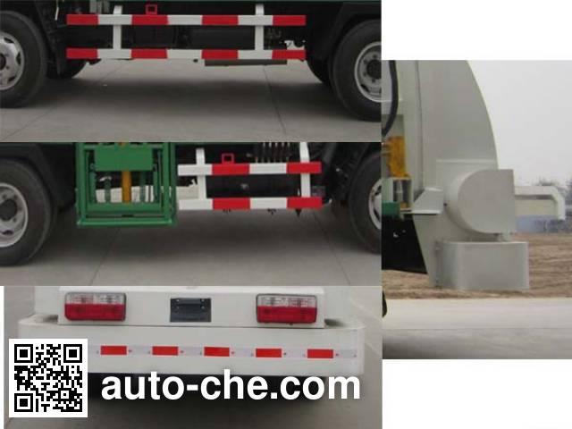 Zhonghua Tongyun TYJ5070TCA food waste truck