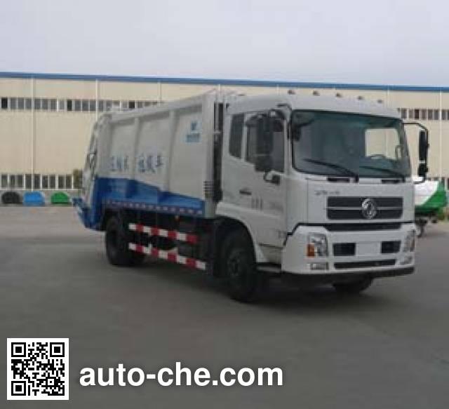 Zhonghua Tongyun TYJ5120ZYS garbage compactor truck