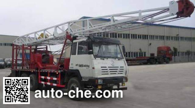 Zhonghua Tongyun TYJ5250TXJ well-workover rig truck