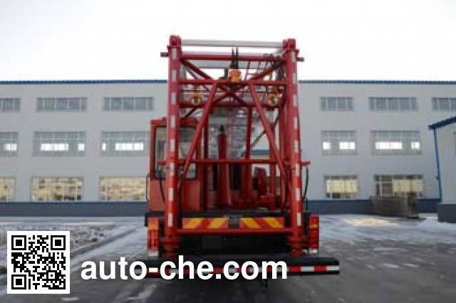Zhonghua Tongyun TYJ5251TXJ well-workover rig truck