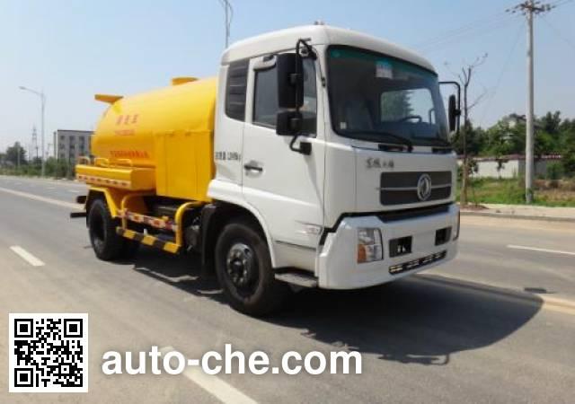 Liangyi TYK5120GQX street sprinkler truck