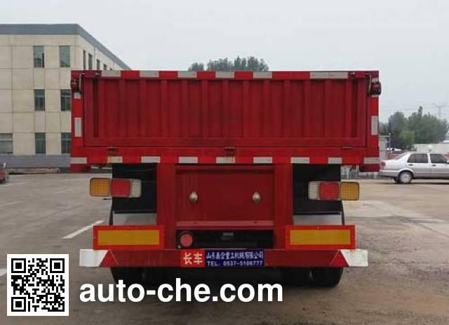 Liangyi TYK9400 dropside trailer