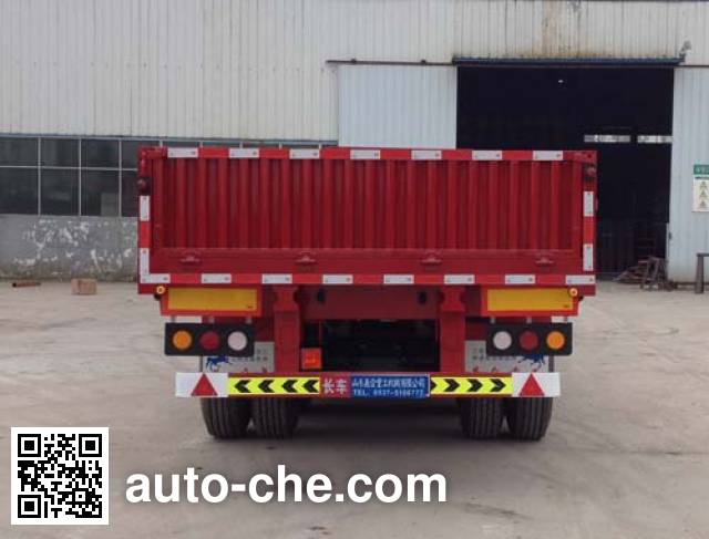 Liangyi TYK9400E dropside trailer