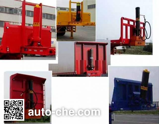 Liangyi TYK9402ZZXP flatbed dump trailer