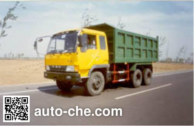 亚特重工牌TZ3235自卸车