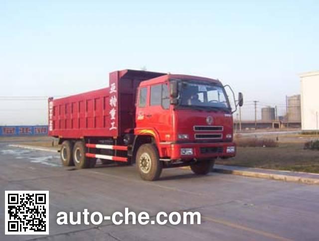 亚特重工牌TZ3259GEJ1自卸汽车