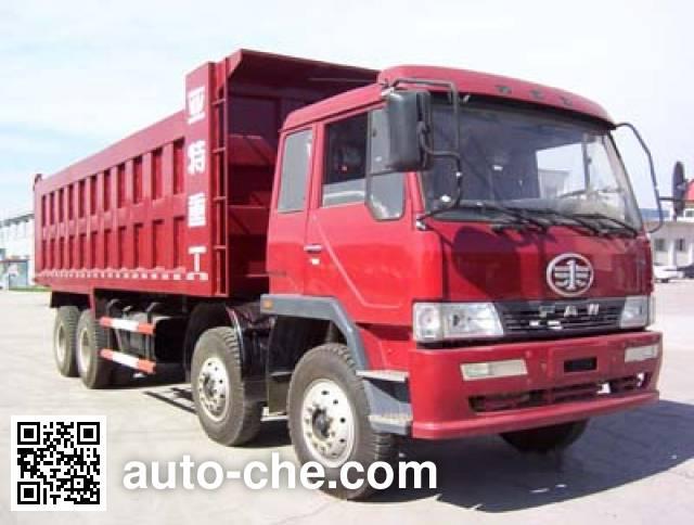 亚特重工牌TZ3309CP4自卸汽车