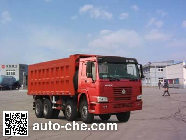 亚特重工牌TZ3317ZM8自卸汽车