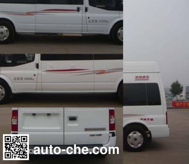 亚特重工牌TZ5030XLJJH4旅居车