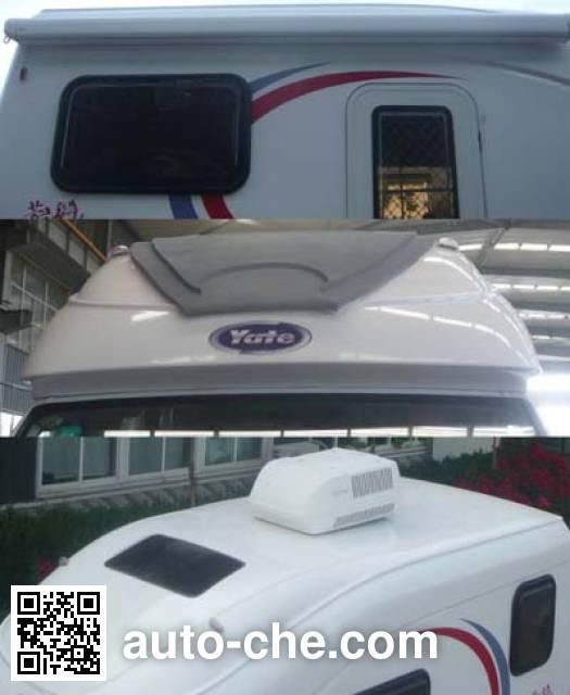 亚特重工牌TZ5032XLJ旅居车